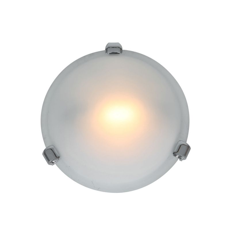 Access Lighting  50020  Ceiling Fixtures  Nimbus  Indoor Lighting  Flush Mount  ;Chrome / Frosted