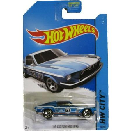Mustang Eleanor 67 Hot Wheels