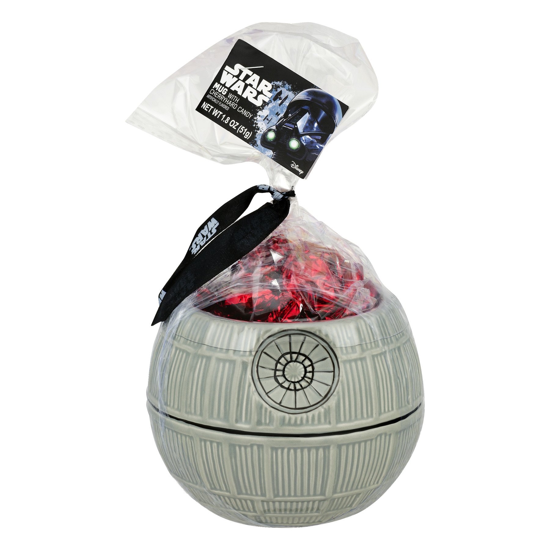 Star Wars Mug With Cherry Hard Candy, 1.8 OZ