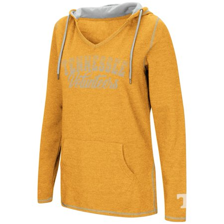 - Tennessee Volunteers Vols UT Ladies V-Neck Hoodie Pullover Sweatshirt