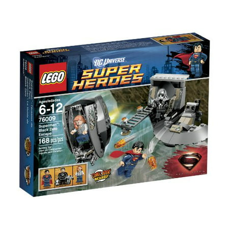 LEGO Super Heroes Superman: Black Escape Play Set