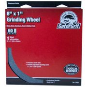 8-Inch Medium-Grit Grinding Wheel