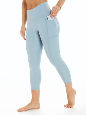 cf2215b9b8b4 Product Image Women s Active Core High Rise Flat Waist Mid Calf Capri  Legging ...