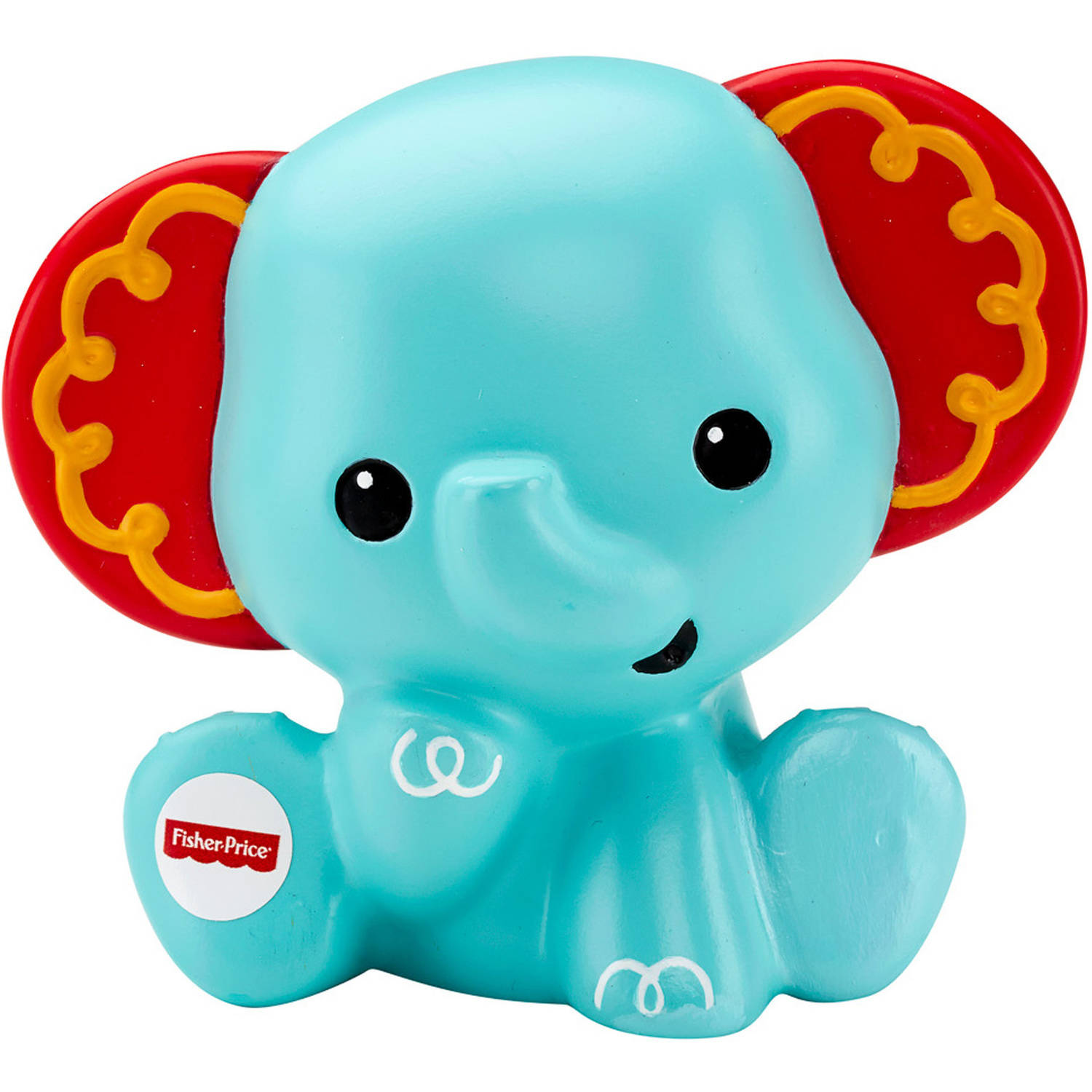 Fisher Price Rainforest Bath Squirters, Elephant by Fisher-Price
