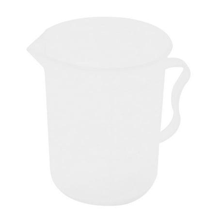 Unique Bargains Lab Kitchen 250mL Measure Cup Beaker for Water Sauce Sugar