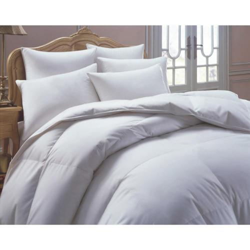 European Heritage Down Allure All Year Weight White Down Comforter King