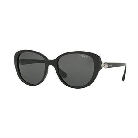Vogue VO5092SB Sunglasses W44/87-53 - Black Frame, (Vogue Sunglasses Men)