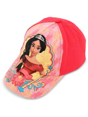 Toddler Girls Elena of Avalor Cotton Baseball Cap, Age 2-5