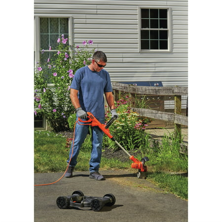 "BLACK+DECKER BESTA512CM 6.5AMP 12"" 3-N-1 CORDED CITY MOWER"