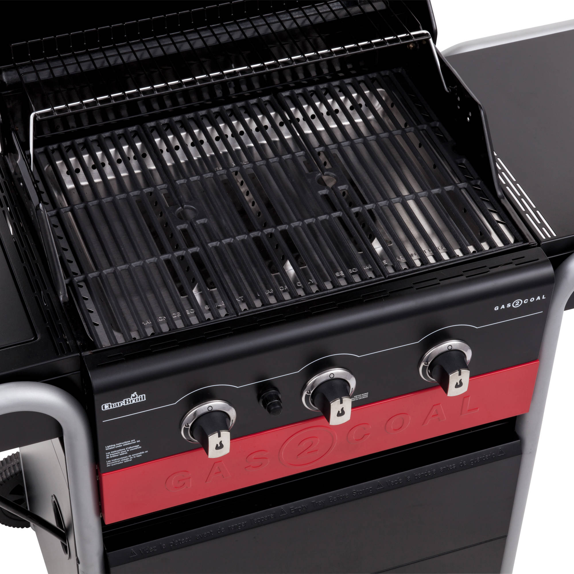 Char Broil Grill Hybrid Gas2coal
