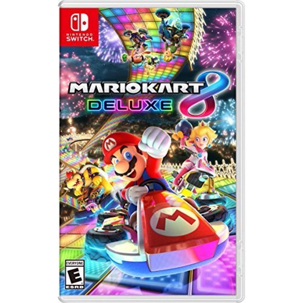 Mario Kart 8 Deluxe, Nintendo, Nintendo Switch, 045496590475