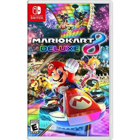 Mario Kart 8 Deluxe Nintendo Nintendo Switch 045496590475