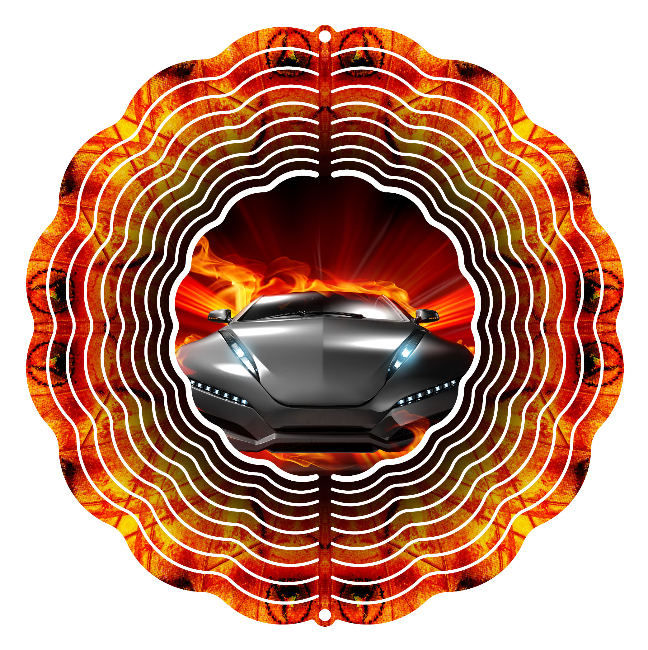 Next Innovations 10 in. Dream Car Wind Spinner by Next Innovations