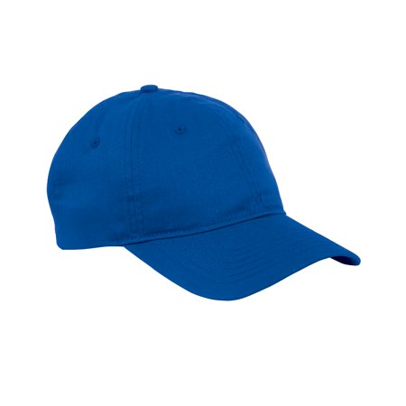 BX880 Big Accessories Baseball Cap 6-Panel Twill Unstructured Men's