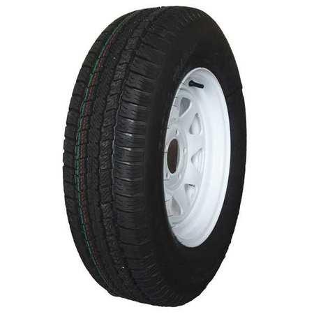 HI-RUN ASR1130 Trailer Tire, 15x6 5-4.5, 8 Ply