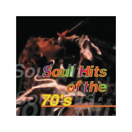 Soul Hits Of The Seventies (CD) - Clothes From The Seventies