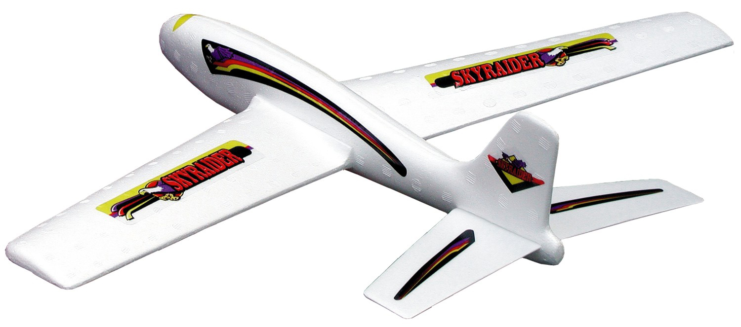 Toy gliders polystyrene construction price reduces for multiple purchases