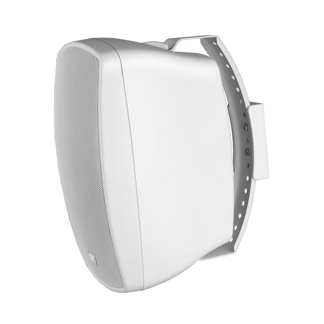 Btp650 Wireless 6 5 Bluetooth 2 Way Outdoor Patio Speaker Pair Composite Resin Low Resonator Cabinet Ip67 Waterproof Supply White