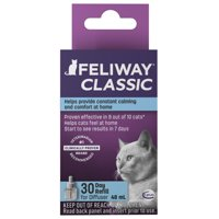 Feliway Classic 30 Day Diffuser Refill for Cats