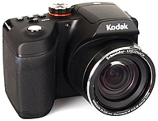 Kodak EasyShare Z5010 14.0 Megapixels Digital Camera 21x (Refurbished) by Kodak