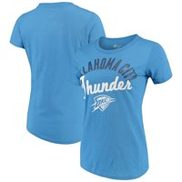 Oklahoma City Thunder G-III 4Her by Carl Banks Women's Tailgate T-Shirt - Blue