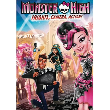Halloween Fright Nights Movie World (Monster High: Frights, Camera, Action!)