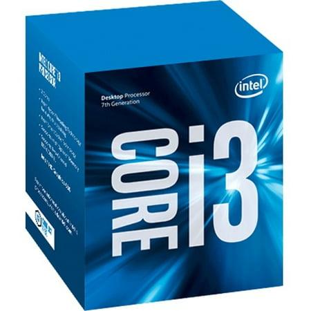 Intel Core i3 i3-7300 Dual-core (2 Core) 4 GHz Processor - Socket H4 LGA-1151Retail Pack - 512 KB - 4 MB Cache - 64-bit Processing - 14 nm - Intel HD 600 Graphics (I3 Processor Intel)