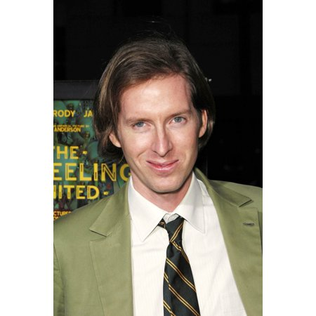 Wes Anderson At Arrivals For The Darjeeling Limited Los Angeles Premiere Academy Of Motion Picture Arts & Science Ampas Los Angeles Ca October 04 2007 Photo By Michael GermanaEverett Collection Celebr - Halloween Anderson Ca