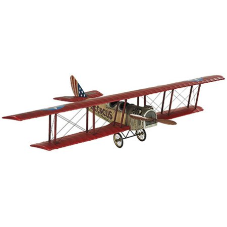 Authentic Models Flying Circus Jenny Model Airplane