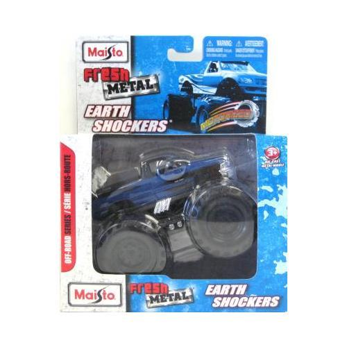 Maisto Fresh Metal Earth Shockers Motorized Monster Truck