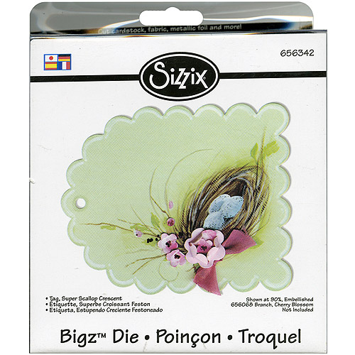 Sizzix Bigz Die-Stars