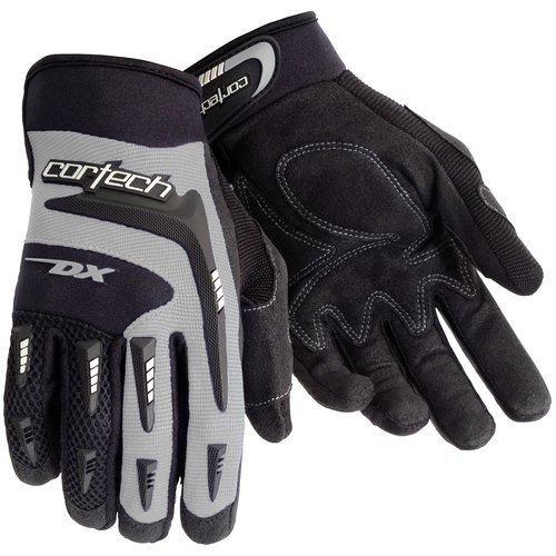 Cortech DX 2 Womens Textile Gloves Silver MD