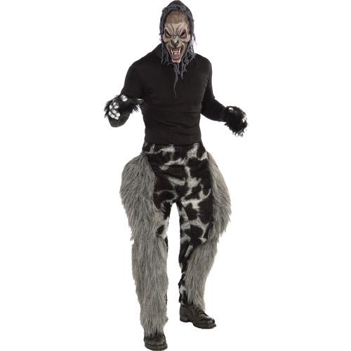 Monster Adult Mens Halloween Pants
