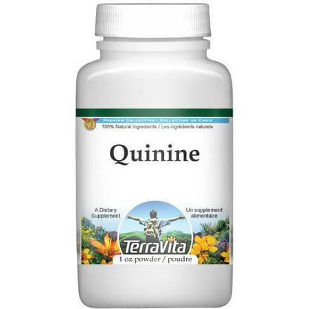 Quinine Bark (Red Cinchona) Powder (1 oz, ZIN: 513833) (Powdered Cinchona Bark)