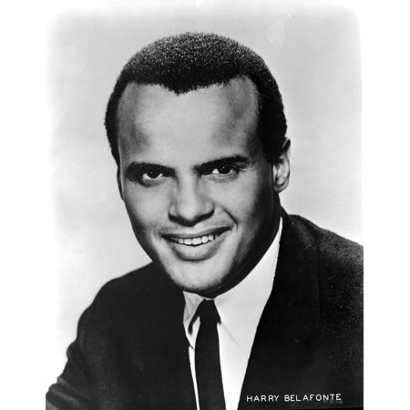 Harry Belafonte Photo Print