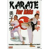 Karate for Kids (DVD)