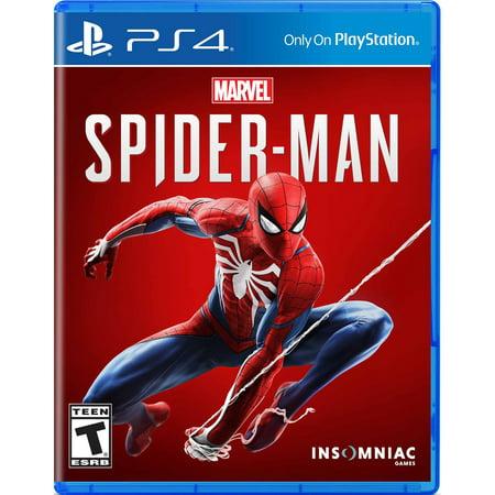 Marvel's Spider-Man, Sony, PlayStation 4,