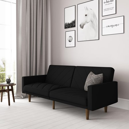 Wondrous Bellamy Studios Cornwall Sofa Bed Black Unemploymentrelief Wooden Chair Designs For Living Room Unemploymentrelieforg