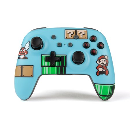 PowerA Enhanced Wireless Controller for Nintendo Switch - Super Mario Bros   3 (1510231-01)