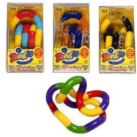 Tangle Jr. Sensory Fidget Toy Set of 3](Tangled Toys)