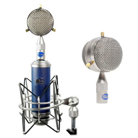 Blue Bottle Rocket Stage 1 Studio Condenser Recording Microphone+B8+B7