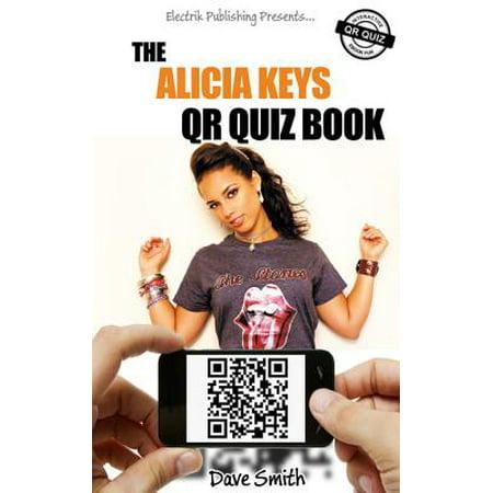 The Alicia Keys QR Quiz Book - eBook](Alicia Keys Halloween)