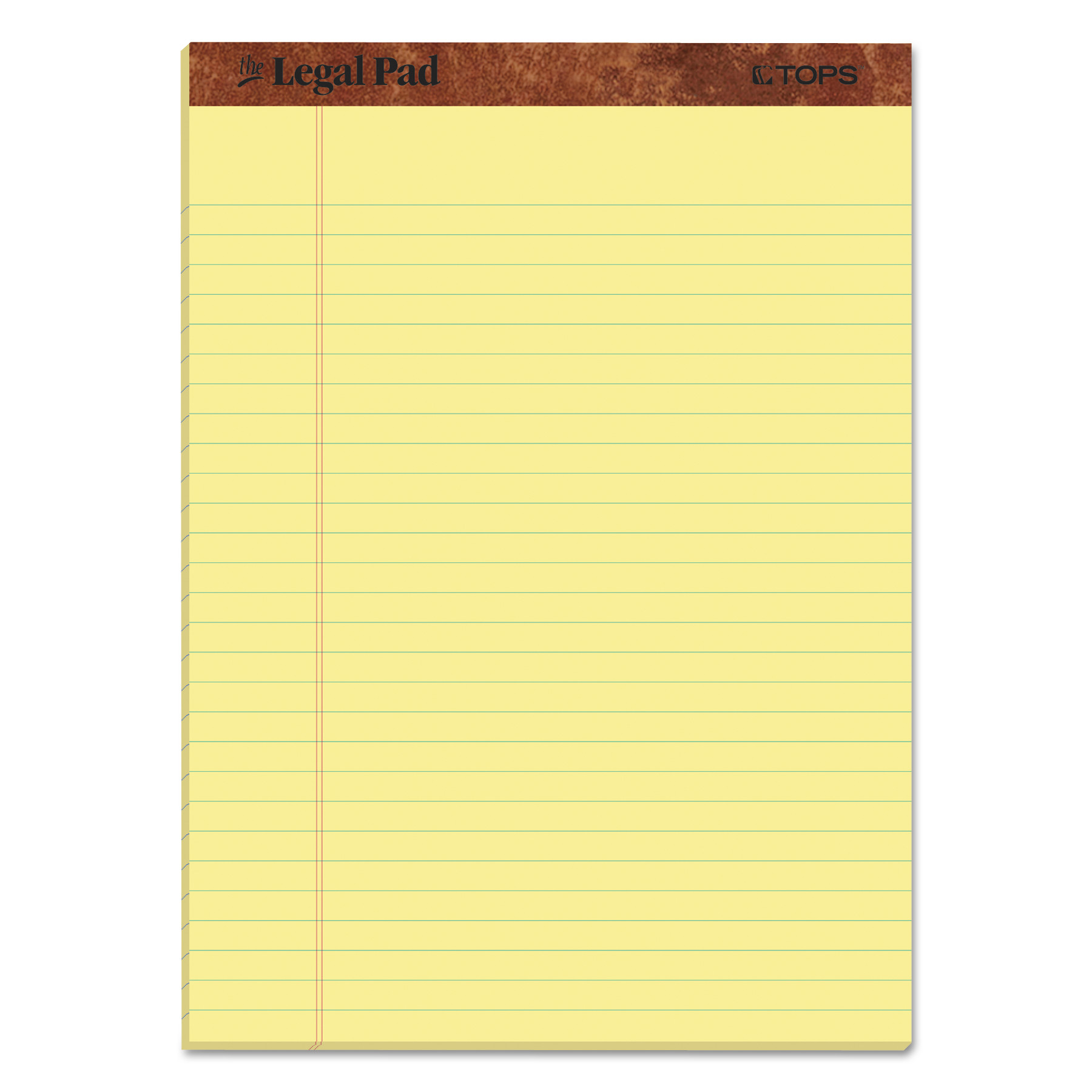 TOPS Letr-trim Perforated Legal Pads