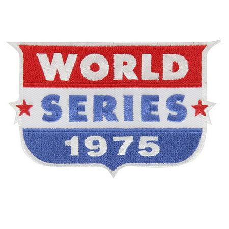 Mlb 45 X 35 1975 World Series Patch No Size Walmartcom