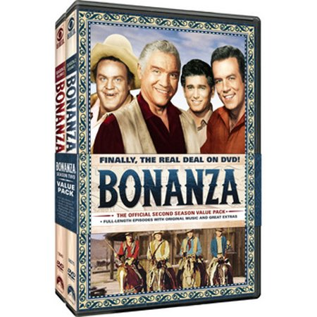 Bonanza Buffet - Bonanza: The Official Second Season (DVD)