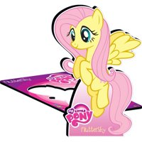 NMR Calendars,  My Little Pony Fluttershy Desktop Standee