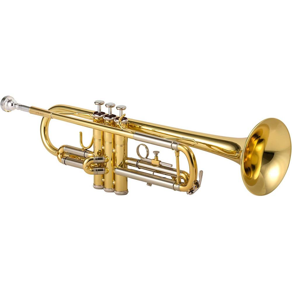 Jupiter JTR700 Standard Series Student Bb Trumpet JTR700 Lacquer by Jupiter