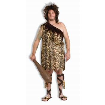 COSTUME-MACHO CAVEMAN-PLUS - Caveman Costumes