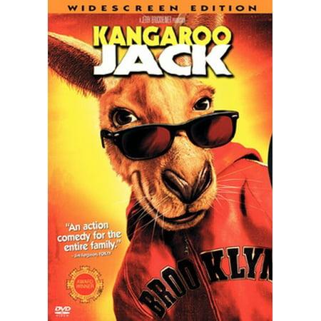 Kangaroo Jack (DVD) (Kangaroo Jack Dvd)