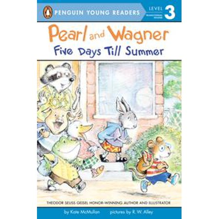 Nine Days Till Halloween (Pearl and Wagner: Five Days Till Summer -)